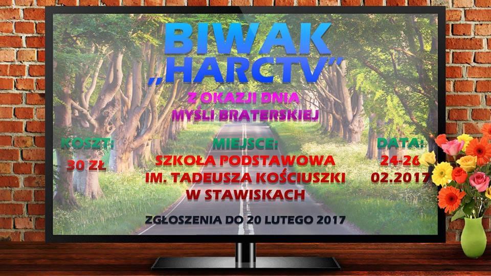 """Biwak """"HARCTV"""""""
